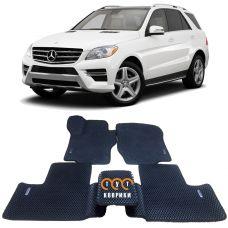 Коврики EVA для Mercedes-Benz ML W166 (2011-2015)