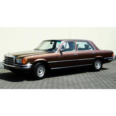 Коврики EVA для Mercedes-Benz  S-класс W116 (1972-1980)