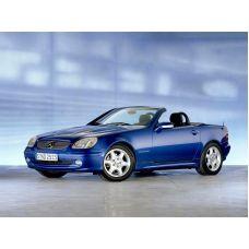 Коврики EVA для Mercedes-Benz R170 SLK-Klass (1996-2004)