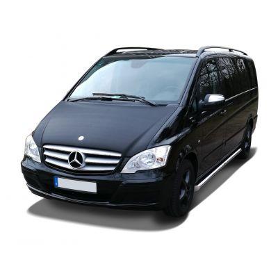 Коврики EVA для Mercedes-Benz W639 Vito (2003-2014)