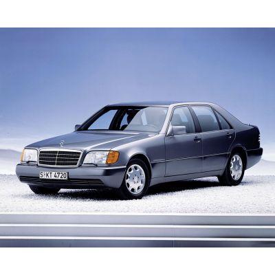 Коврики EVA для Mercedes-Benz W 140 (1991-1998)