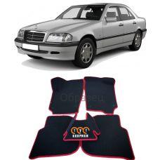 Коврики EVA для Mercedes-Benz C-класс W202 (1994-2000)