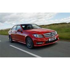 Коврики EVA для Mercedes-Benz W 204 (2007-2014)