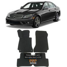 Коврики EVA для Mercedes-Benz C-класс W204 (2007-2014)