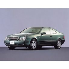Коврики EVA для Mercedes-Benz W 208 CLK (1998-2003)