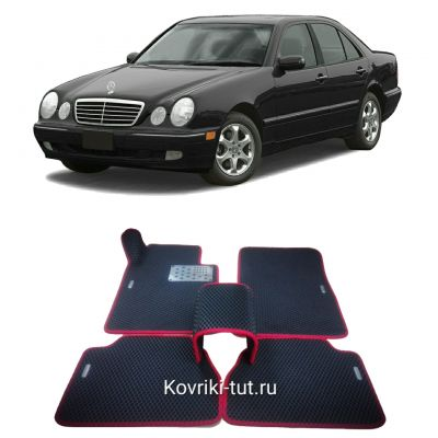 Коврики EVA для Mercedes-Benz E-класс W210 (1995-2003)