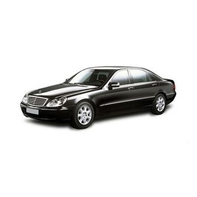 Коврики EVA для Mercedes-Benz W 220 Long 4 matic (1998-2005)
