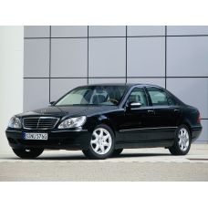 Коврики EVA для Mercedes-Benz W 220 Short (1998-2005)