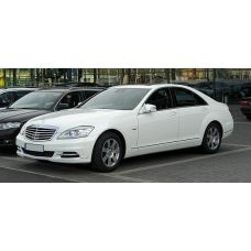 Коврики EVA для Mercedes-Benz W 221 Short (2005-2013)