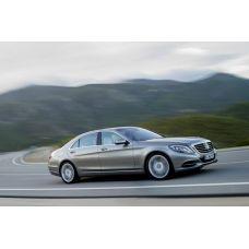 Коврики EVA для Mercedes-Benz W 222 4WD (2014-н.в.)