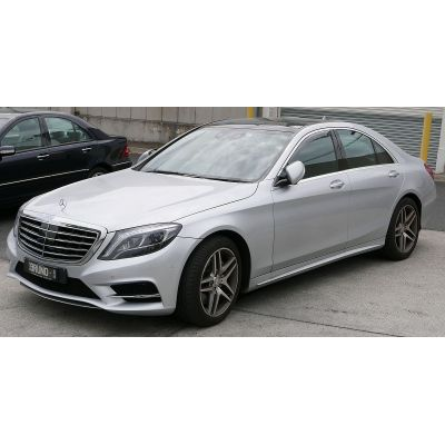 Коврики EVA для Mercedes-Benz W 222 Long (2013-н.в.)