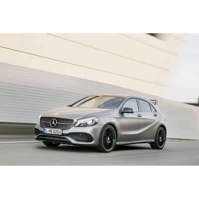 Коврики EVA для Mercedes-Benz W 176 A Class