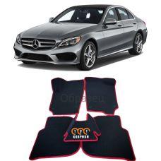 Коврики EVA для Mercedes-Benz C-класс W205 (2014-2021)