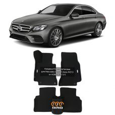 Коврики EVA для Mercedes-Benz E-класс W213 (2016-н.в.)