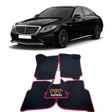 Коврики EVA для Mercedes-Benz S-класс W222 (2014-2020)