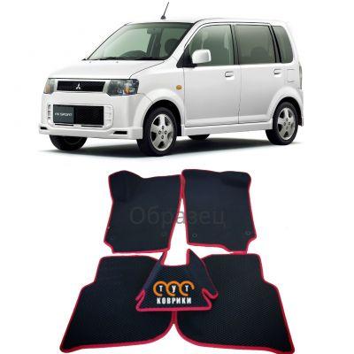 Коврики EVA для Mitsubishi EK Wagon (2006-2013)
