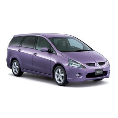 Коврики EVA для Mitsubishi GRANDIS (2004-н.в.)