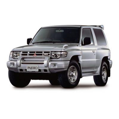 Коврики EVA для Mitsubishi PAJERO II (1991-1999)