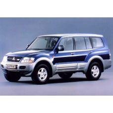 Коврики EVA для Mitsubishi PAJERO 5D III-IV (1999-2006)