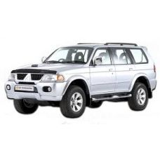 Коврики EVA для Mitsubishi PAJERO Sport (1998-2007)