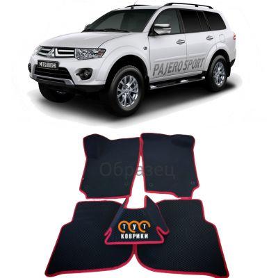 Коврики EVA для Mitsubishi Pajero Sport II (2008-2016)