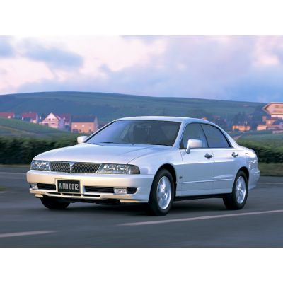 Коврики EVA для Mitsubishi Diamante II (1995-2005)