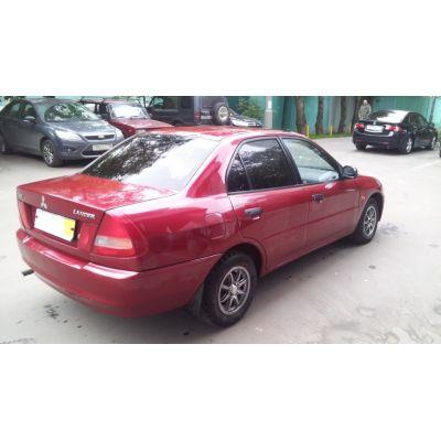 Коврики EVA для Mitsubishi LANCER 6 правый руль (1991-1995)