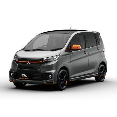 Коврики EVA для Mitsubishi EK Custom (2015-н.в.)
