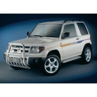 Коврики EVA для Mitsubishi PAJERO Pinin 3D (1998-2007)