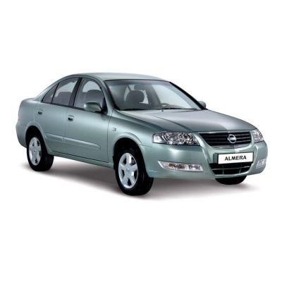 Коврики EVA для Nissan ALMERA CLASSIC (2006-н.в.)