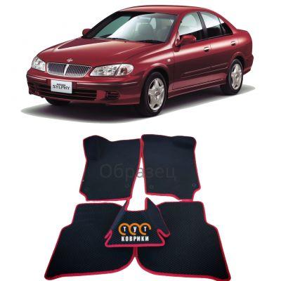 Коврики EVA для Nissan Bluebird Sylphy G10 (2000-2006)