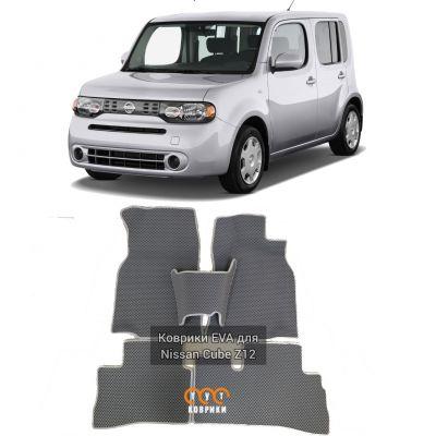 Коврики EVA для Nissan Cube Z12 (2009-2020)