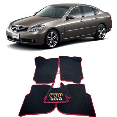 Коврики EVA для Nissan Fuga (2004-2009)