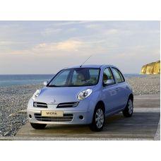Коврики EVA для Nissan March K12 (2002-2010)