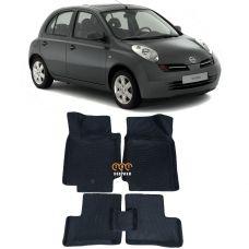 Коврики EVA для Nissan Micra K12 (2002-2010)