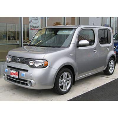 Коврики EVA для Nissan Cube Z12 (2009-н.в.)