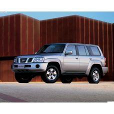 Коврики EVA для Nissan PATROL Y61 (1998-2010)