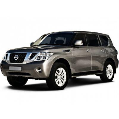 Коврики EVA для Nissan PATROL Y62 (2010-н.в.) 7 мест