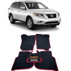 Коврики EVA для Nissan Pathfinder R52 (2012-2021)