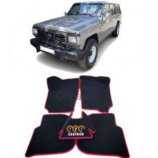 Коврики EVA для Nissan Patrol K160 (1980-1994)