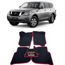Коврики EVA для Nissan Patrol Y62 (2010-н.в.)