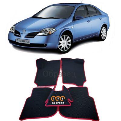 Коврики EVA для Nissan Primera P12 (2002-2008) Правый руль