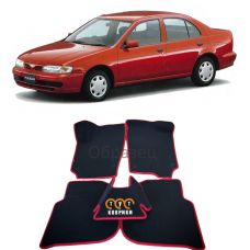 Коврики EVA для Nissan Pulsar N15 (1995-2000)