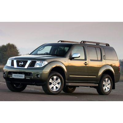 Коврики EVA для Nissan PATHFINDER R-51 (2005-2010) 5 мест