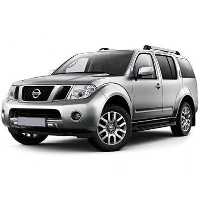 Коврики EVA для Nissan PATHFINDER R-51 (2005-2010) 7 мест