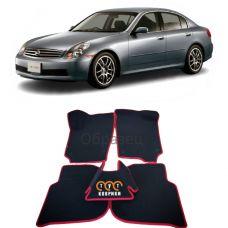 Коврики EVA для Nissan Skyline V35 (2001-2007)