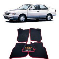 Коврики EVA для Nissan Sunny B14 (1993-1999)
