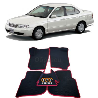 Коврики EVA для Nissan Sunny B15 (1998-2004)