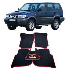 Коврики EVA для Nissan Terrano II (1993-2006)