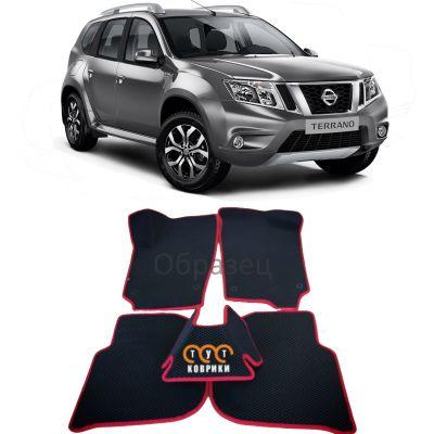 Коврики EVA для Nissan Terrano III (2014-2021)